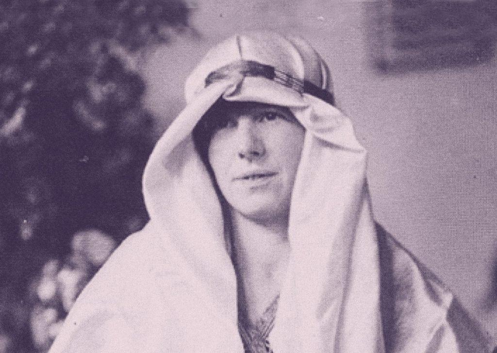Freya Stark exploradora de Arabia