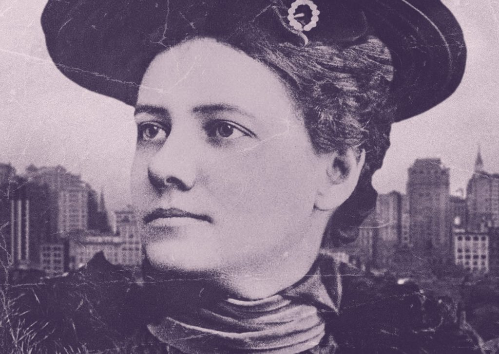 Nellie Bly primera periodista de investigación