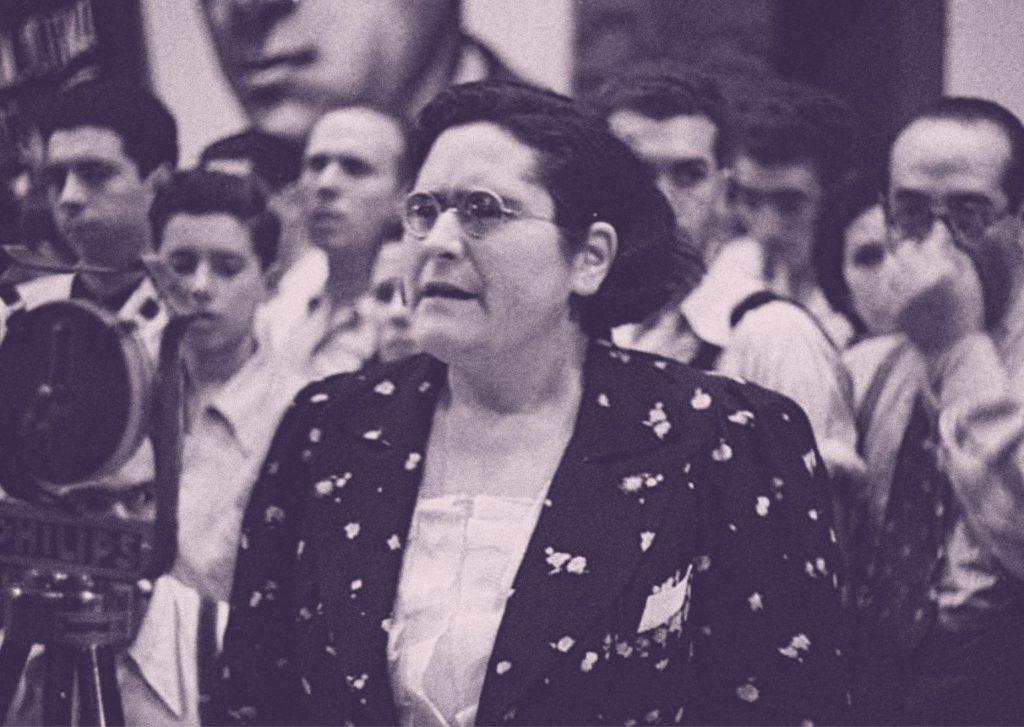 Federica Montseny la ministra española que regulo el aborto en 1937