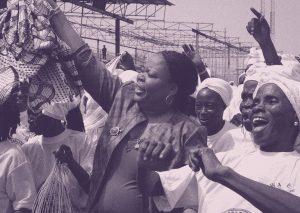 Leymah Gbowee, la mujer que puso fin a 14 años de guerra en Liberia 1