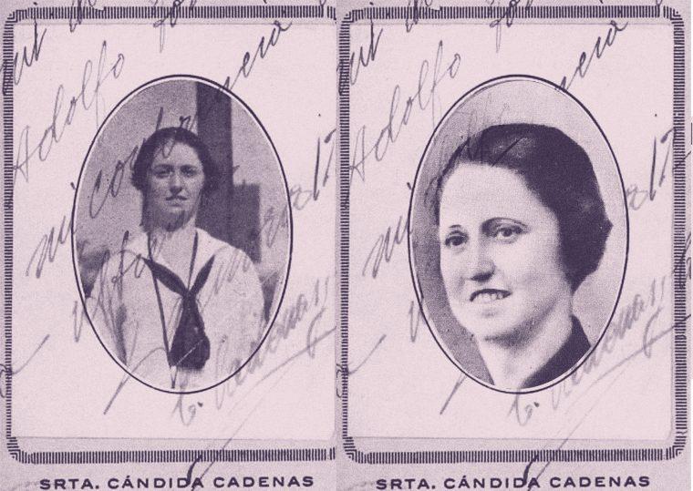 Cándida Cadenas, la absoluta pionera de la educación física en España